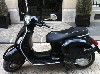 Scooter Piaggio VESPA GTS super ie 125 noir
