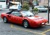 Ferrari mondial cabriolet 32v 87 colore rosso
