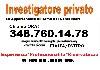 GRUPPO I.S.I.D.A. INVESTIGAZIONI INVESTIGATORE PRI