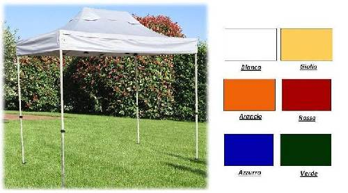 Gazebo 3x2 easy up OCCASIONE. sei colori disponibi