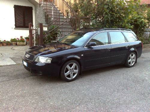AUDI  A6  AVANT 2,5  FULL OPTIONAL