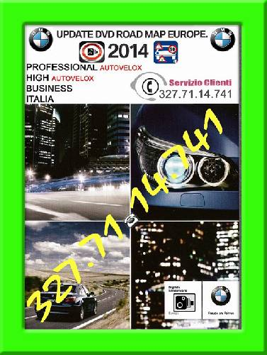 DVD BMW 2014  HIGH BUSINESS PROFESSIONAL 2014