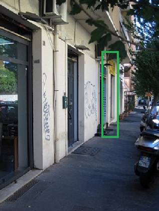 Negozio affitto monteverde viale villa pamphili mq roma for Annunci locali commerciali roma