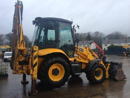 2007 JCB 3CX Contractor Plus terna
