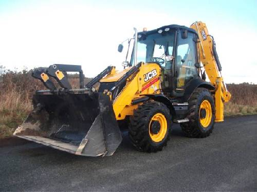 2012 JCB 3cx Contractor terna