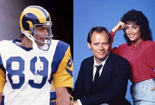 Hunter telefilm completo anni 80 - Fred Dryer