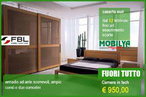 Da mobilya megastore camera da letto fbl a 950 eur for Mobilya caserta