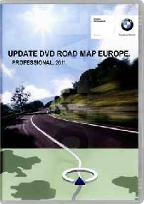 BMW MAP EUROPE 2011 PROFESSIONAL
